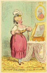 Caricature by James Gillray (1791)