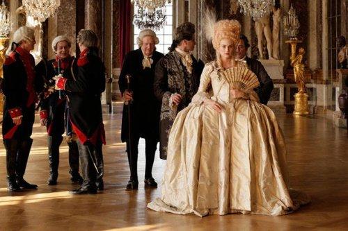 Diane Kruger as Marie Antoinette, in Farewell My Queen (2012).
