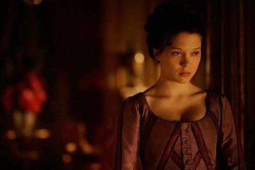 Lea Seydoux as Sidonie Laborde, in Farewell My Queen (2012).