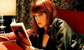 Amanda Price (Jemima Rooper) in Lost in Austen (2008).