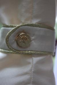 The cuff detail