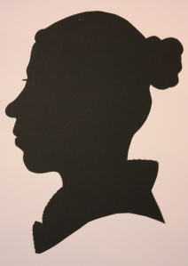 My Regency silhouette