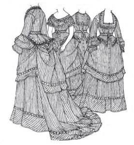 "The drawing in Janet Arnold's ""Pattern of Fashion 2""."