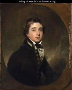 Midshipman Michael Daintry (1813), painted by Thomas Lawrence.