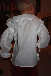 The Back View