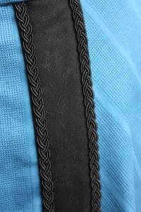 The seam trimming